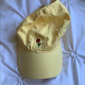DISNEY Beauty and the Beast yellow hat